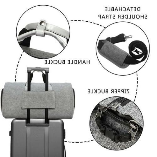 Modoker with Shoulder Strap Suitc