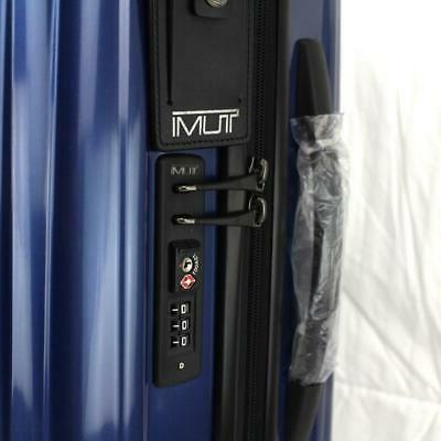 TUMI V3 INTERNATIONAL SPINNER CARRY ON 228260 BLUE