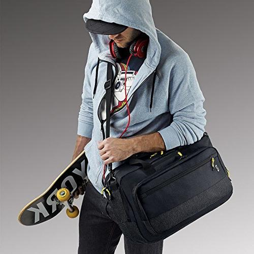 Solo Velocity Hybrid Backpack Briefcase,
