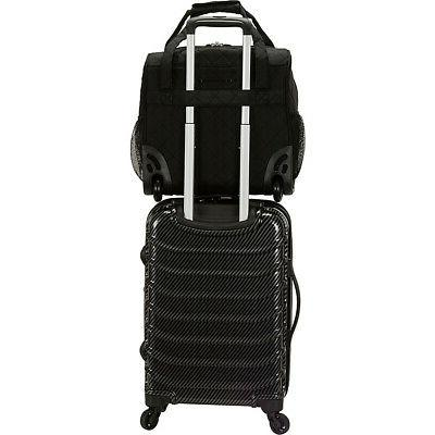Rockland Luggage Wheeled Underseat Carry-On 6 Colors Softside Carry-On NEW