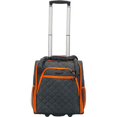 wheeled underseat carry on 6 colors softside