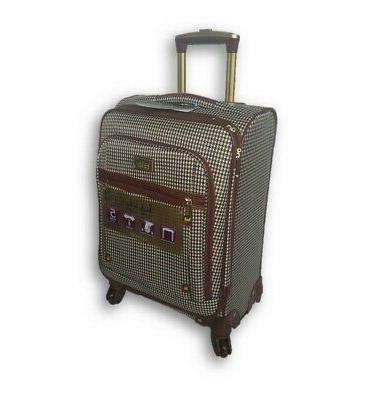 WOMEN'S CARRY-ON BROWN