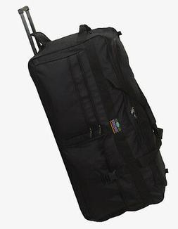 "Large 42"" Rolling Wheeled Duffel Bag 5799 Luggage Jumbo Over"
