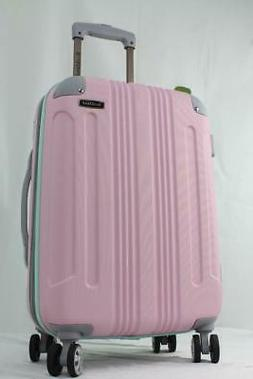 """ROCKLAND LONDON 21"""" EXPANDABLE HARDSIDE SPINNER CARRY ON SIT"""