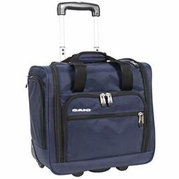 Luggage Carry On Suitcase Wheeled Airplane Weekender Under T