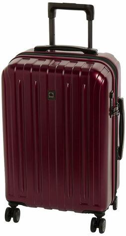 "Delsey Paris Luggage Helium Titanium 21"" Carry-On Expandable"