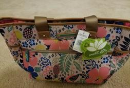 Lily Bloom Luggage Suitcase Duffel Carry On Tropical Pineapp