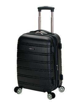 melbourne 20 hardside expandable carry on luggage