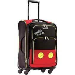 "Disney Mickey Mouse Pants 21"" Spinner Suitcase by American T"