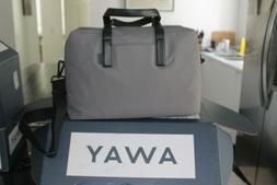 New Away Luggage Carry On The Everywhere Gray Asphalt Nylon