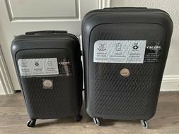 New Delsey Paris Tasman 2-Piece Hardside Spinner Luggage Set