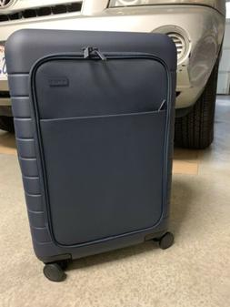New Away The Bigger Carry-On with Leather Pocket, Color: Nav