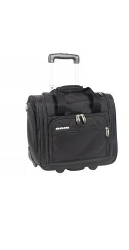 """NWT 15"""" CIAO CARRY-ON EXPANDABLE LUGGAGE UNDER THE SEAT TR"""