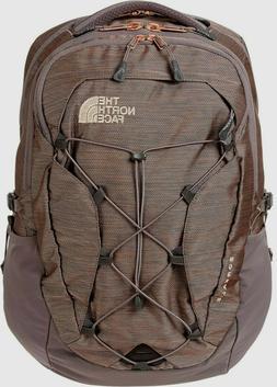 NWT The North Face Women's Borealis Backpack  RABBIT GREY &