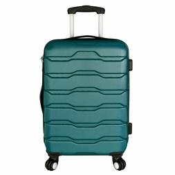 "Elite Luggage Omni 22"" Carry-On Hardside Lightweight Anti-Th"