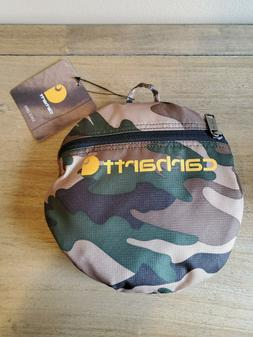 "Packable Carry On Luggage CARHARTT 19"" CAMO Duffle Bag Camou"