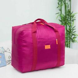Packable Luggage Travel Foldable Storage Carry On Hand Shoul