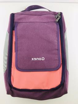 Gonex Packing Cubes 2 Pieces Pink & Purple Luggage Travel Cl