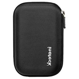 Inateck Portable Shockproof EVA Carrying Case Shell with Zip