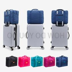 Portable Waterpoof Foldable Travel Luggage Baggage Storage C
