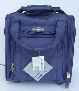SAMSONITE ROLLING SMALL WHEELED UNDERSEATER CARRY-ON LUGGAGE