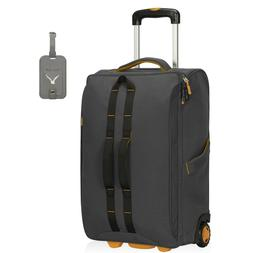 rolling wheeled luggage softside 21 carry on