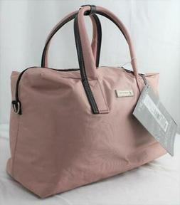 "LONDON FOG SOUTHBURY II 17"" CARRY ON BOARDING BAG PINK"