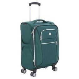 "SwissGear Checklite 20"" Carry-on Luggage - June Bug Green 72"