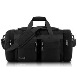 Gonex Tactical 45L Duffle Bag Carry On Luggage Bag With Stra