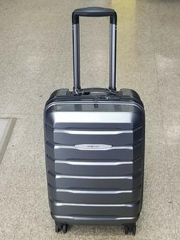 "Samsonite Tech 2.0 Hardside 21"" Carry on Luggage trolley gra"