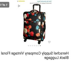 The Herschel Supply Company Carry On Luggage