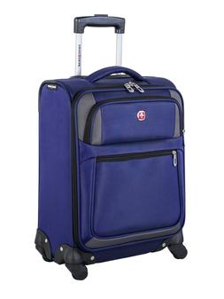 """Swiss Gear Torent Collection  20"""" Carry On Luggage Spinner B"""