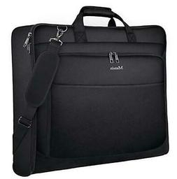 Travel Garment Bag, Large Carry on Garment Bags with Strap f