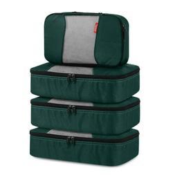 Travel Packing Cubes, Gonex Luggage Organizers Dark green