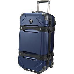 "Traveler's Choice Maxporter 24"" Rolling Trunk Luggage, Hards"