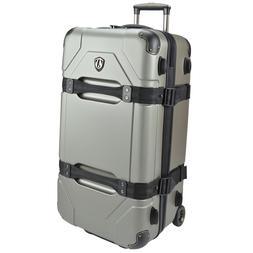 "Traveler's Choice Maxporter Polycarbonate 28"" Rolling Trunk"