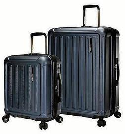 Traveler's Choice The Art of Travel 2 Piece Hardside Luggage