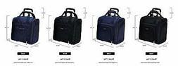 AmazonBasics Underseat Luggage, Black