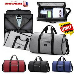 US Men Travel Garment Carry On Suit Business Luggage Sports