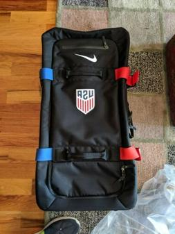 Nike USA US Soccer Player Issued Carry-on luggage suitcase