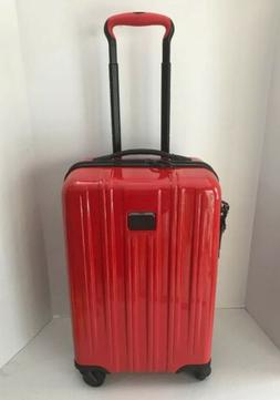 Tumi V3 Expandable International Carry-On Spinner Luggage 22