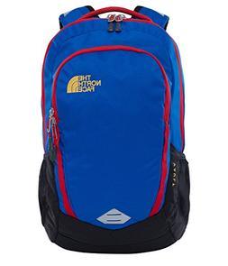 The North Face Vault Backpack, Bright Cobalt Blue/TNF Black,