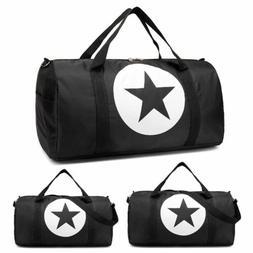 Waterproof Gym Sports Nylon Carry Duffle Shoulder Bag Travel