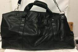 Kenox Weekender Oversized Travel Duffel Overnight PU Leather